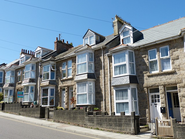 The Terraced House
